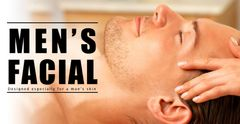 Mens Facial (Deep Cleansing)