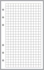 "FCC Graph / Grid Paper (0.25"")"