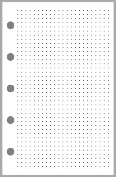 "FMI Dot Grid Paper (0.10"")"