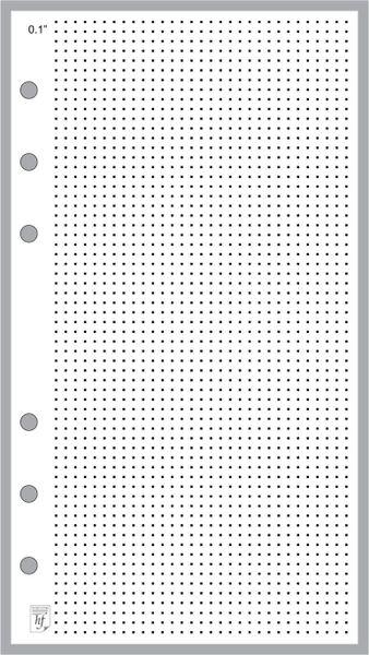 "FPL Dot Grid Paper (0.10"")"