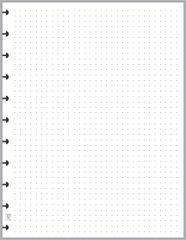 "LVL Dot Grid Paper 0.25"""
