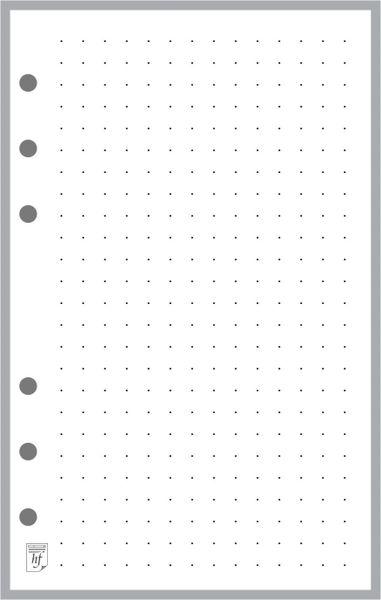 """FCC Dot Grid Paper (0.25"""")"""