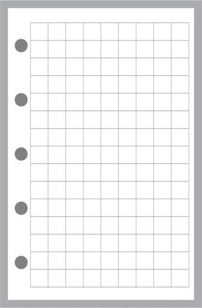 "FMI Graph / Grid Paper (0.25"")"