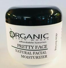 Pretty Face Moisturizer 4 oz
