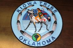 Large Kiowa Logo Patch