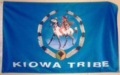 Kiowa Tribe Flag (3 x 5)