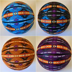 Southwestern Design Basketballs