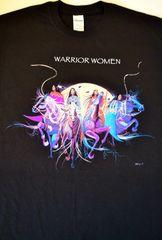 Warrior Women Tshirt