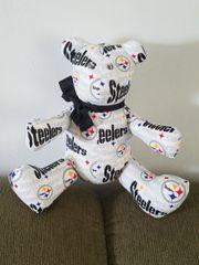 Steelers Bear