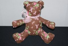 Pink Ribbon Bear