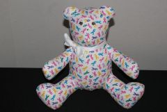 Ribbons for Life Bear