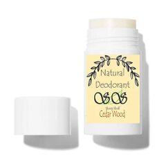 A Cedar Wood Cardamom Country Classic Natural Deodorant Canada