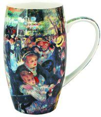 """Latte Mug Renoir """"Dance at Le Moulin de la Gallette"""""""