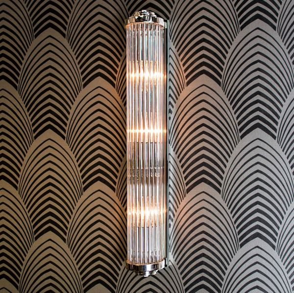 850A) Gatsby Art Deco Wall Light (Large) | The Limehouse Lamp Co ...