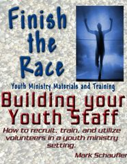 Building your Youth Staff