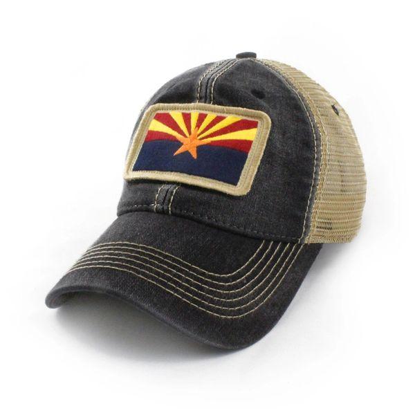 3c15865fc390c Arizona State Flag Hat