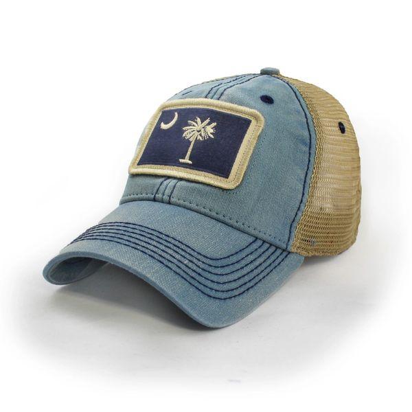 aa12faa137934 South Carolina Flag Hat