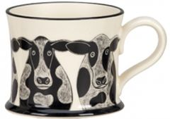 Cow Mug by Moorland Pottery