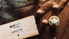 Mince Pie Chocolate by Nomnom