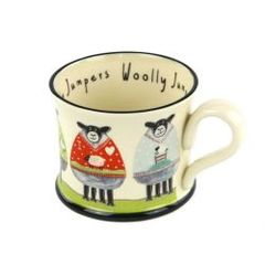 Woolly Jumpers Mug