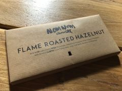 Nom Nom Flame Roasted Hazelnut Chocolate