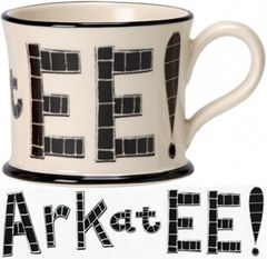 ARK at EE! Mug by Moorland Pottery