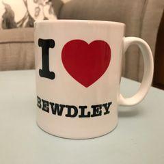 I (HEART) BEWDLEY Mug