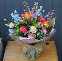 mooch FLOWERS £45 SEASONAL bouquet for collection