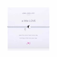 A LITTLE LOVE SILVER PLATED by Joma
