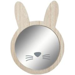 Cute Rabbit Mirror