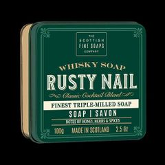 Rusty Nail Whiskey Soap by Scottish Fine Soaps