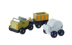 First Safari Truck