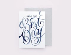 Have the Best Day - Love Lettering
