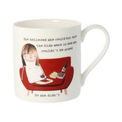 She Believed - Rosie Made a Thing Mug