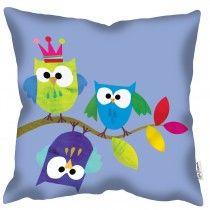 Owls - Kali Stileman Cushion