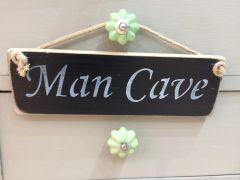 'Man Cave Sign' by Austin Sloan