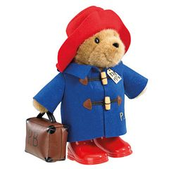 Large Classic Paddington with Case
