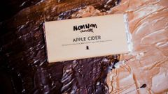 Apple Cider Chocolate by Nomnom