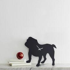 British Bulldog Clock