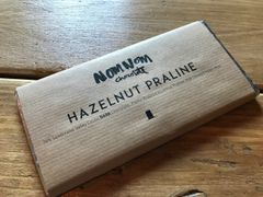 Nom Nom Hazelnut Praline Chocolate