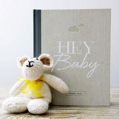 THE BABY BOOK - ALTERNATIVE BABY JOURNAL