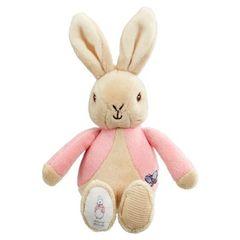 Flopsy Bunny Bean rattle