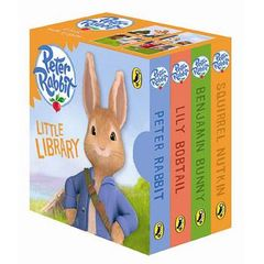 Peter Rabbit Little Library