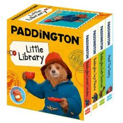 Paddington Movie Little Library