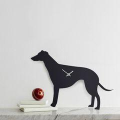 Greyhound/Lurcher Clock
