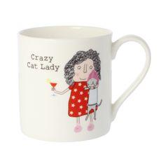 Crazy Cat Lady - Rosie Made a Thing Mug