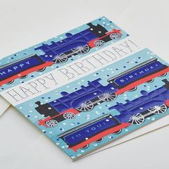 Train Birthday