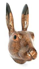 Hare Wall Vase by Quail Ceramics