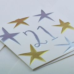 21 Star Card