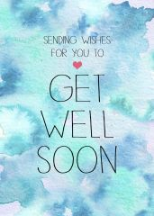Get Well Soon by Laura Truby